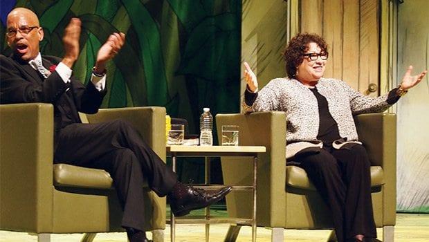 Justice Sotomayor visits Boston