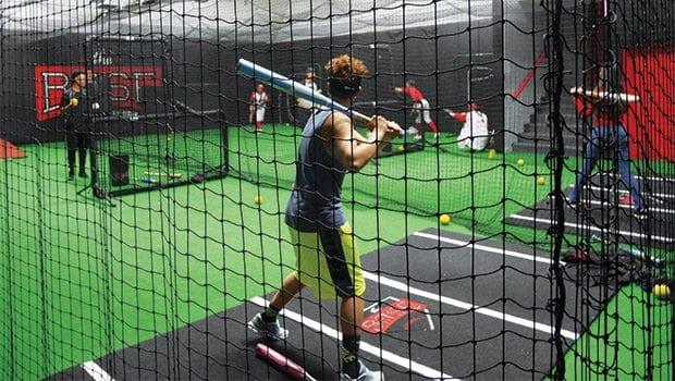 Batter up! The BASE launches girls' baseball program
