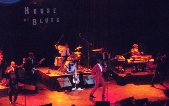 Raphael Saadiq at the House of Blues Boston