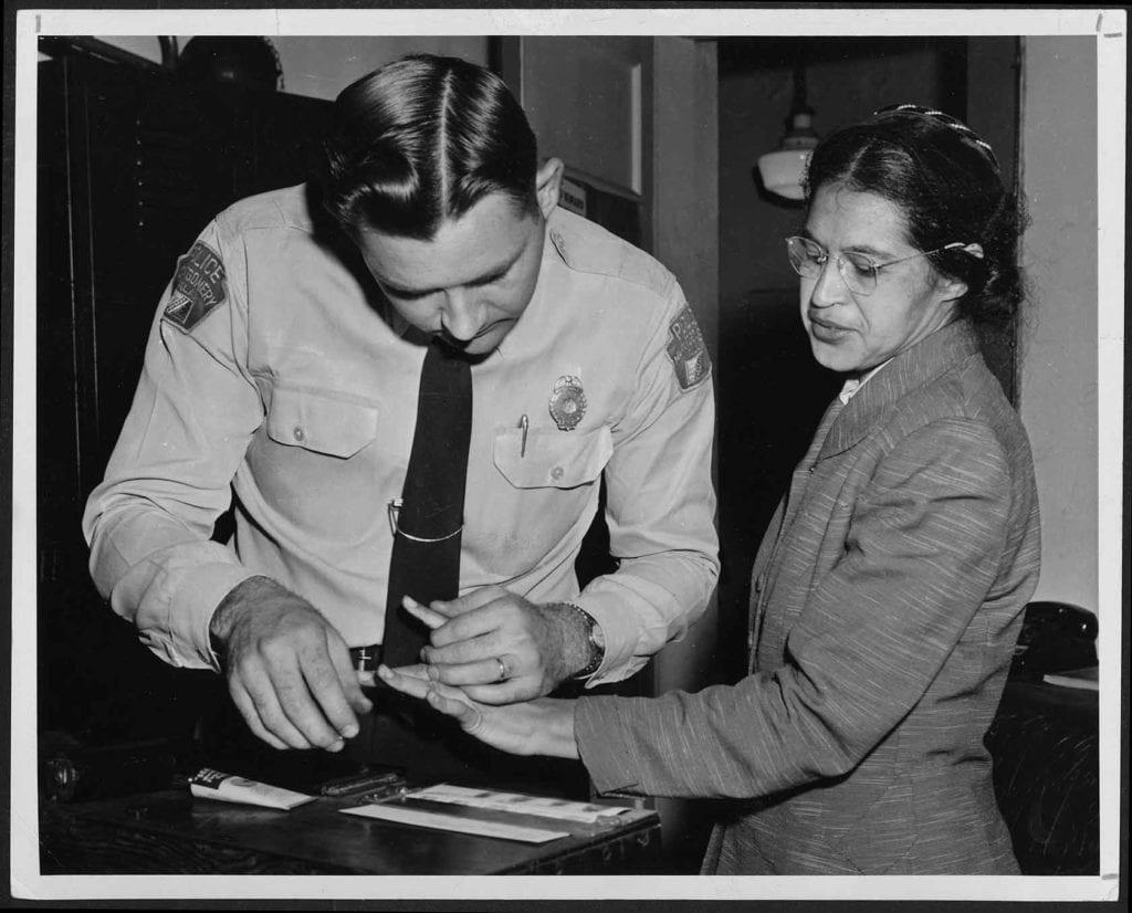 REMEMBERING MARTIN LUTHER KING JR: Spotlight: Rosa Parks
