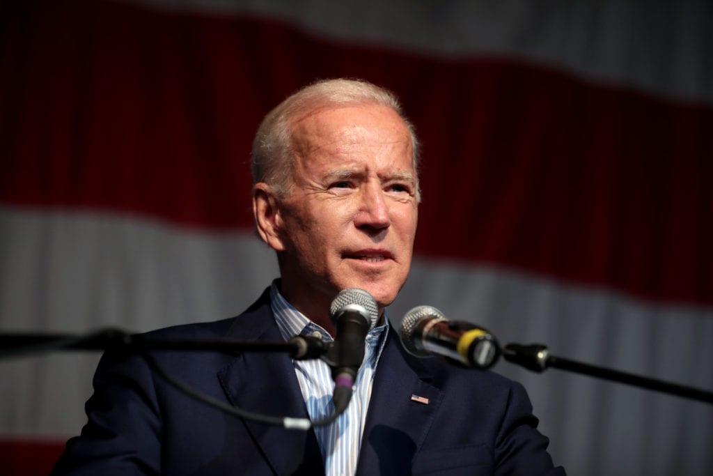 Black votes matter for Joe Biden