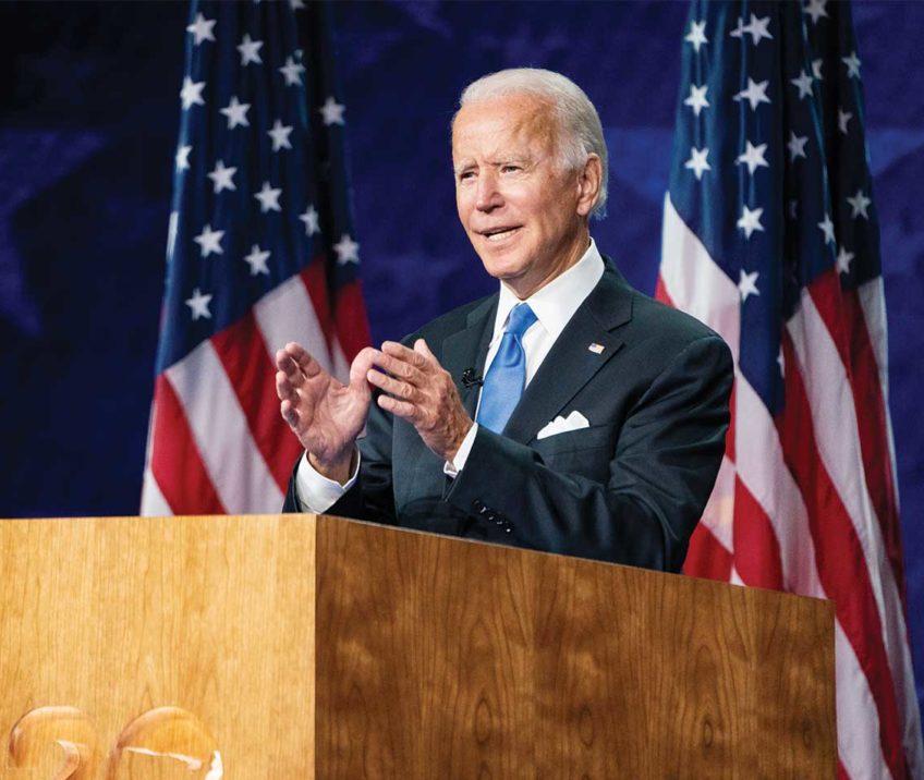Biden, Harris headline Dems' 'unconvention'