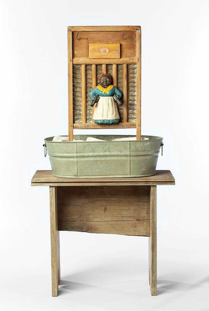 Betye Saar: Finding art in found objects