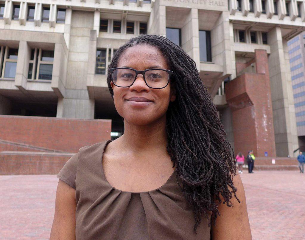 Lydia Edwards endorses Wu's mayoral bid